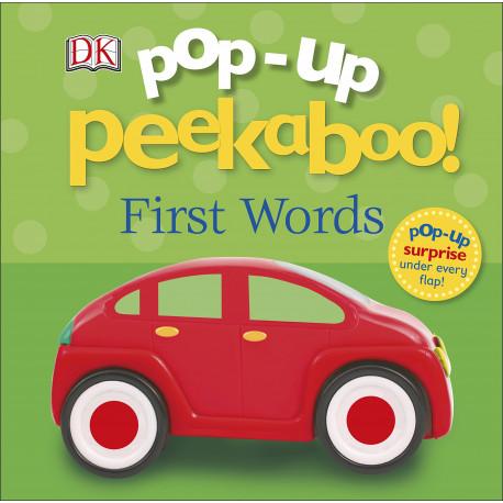 Pop Up Peekaboo First Words