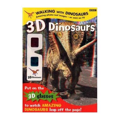 """Walking with Dinosaurs"": 3D Dinosaur Book"