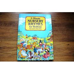 5- Minute Nursery rhymes for Bedtime