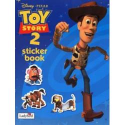 Toy Story 2: Sticker Activity Book