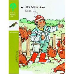 Jill's New Bike