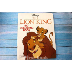 """Big Colouring Book: """"The Lion King"""""""