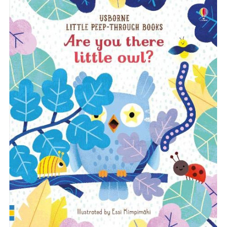 Are You There Little Owl?
