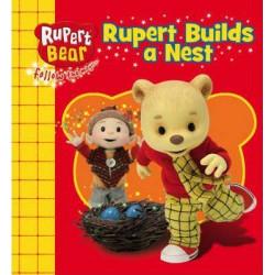 Rupert Builds A Nest