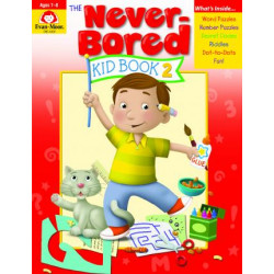 Never-Bored Kid Book 2, Ages 6-7