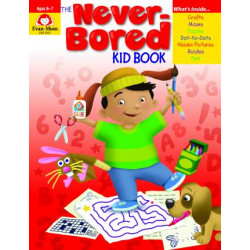 Never-Bored Kid Book, Ages 6-7