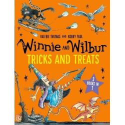 Winnie and Wilbur: Tricks and Treats