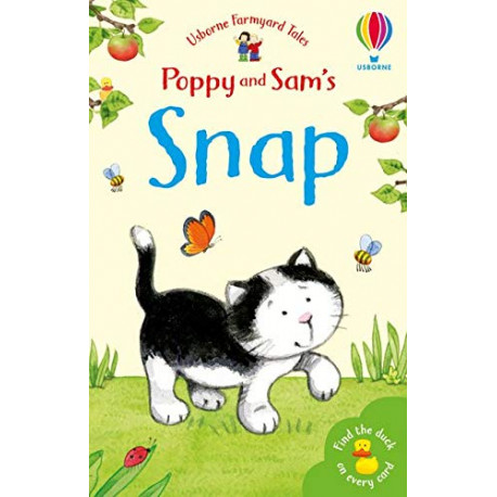 Poppy and Sam's Snap Cards