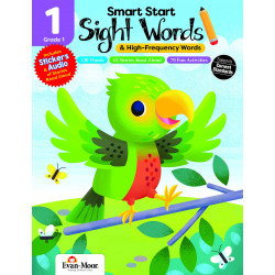 Smart Start: Sight Words, Grade 1