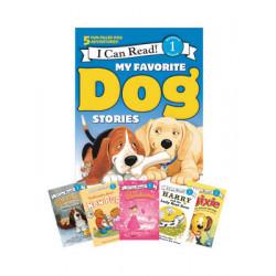 My Favorite Dog Stories (Level 1) 5-book box set