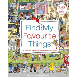 Find My Favourite Things: Search and find!
