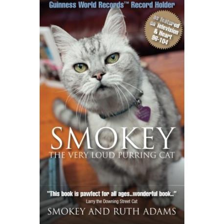 Smokey the Very Loud Purring Cat