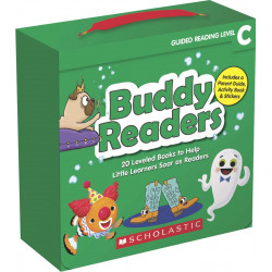 Buddy Readers (Parent Pack) Level C