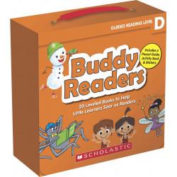 Buddy Readers (Parent Pack) Level D
