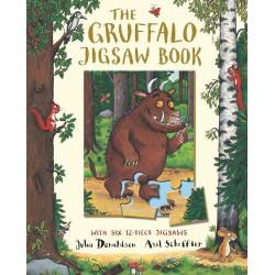 Gruffalo Jigsaw Book
