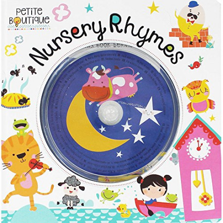 Nursery Rhymes +CD