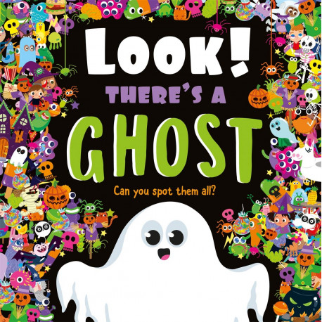 Look! There's a Ghost